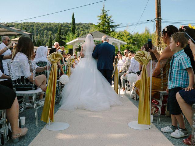 Le mariage de Jean-Christophe et Sabrina à Auriol, Bouches-du-Rhône 56
