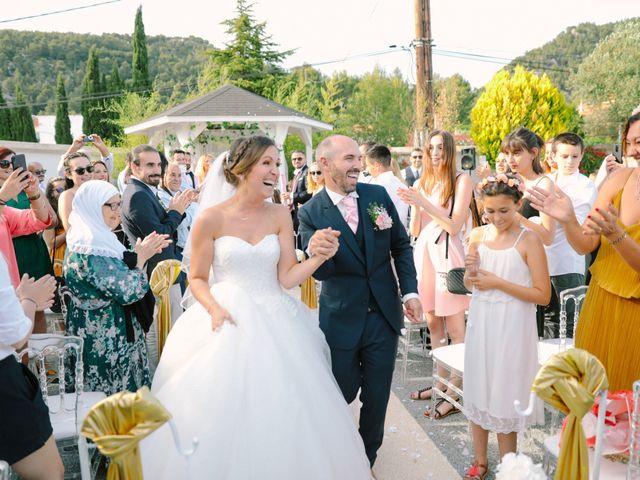 Le mariage de Jean-Christophe et Sabrina à Auriol, Bouches-du-Rhône 59