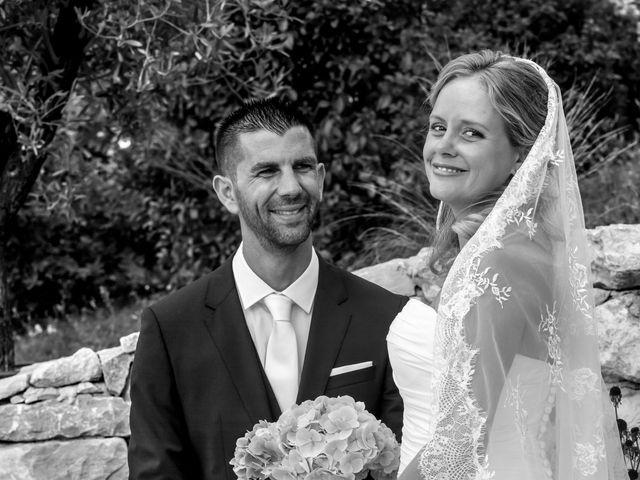 Le mariage de Jérémy et Stéphanie à Allauch, Bouches-du-Rhône 19