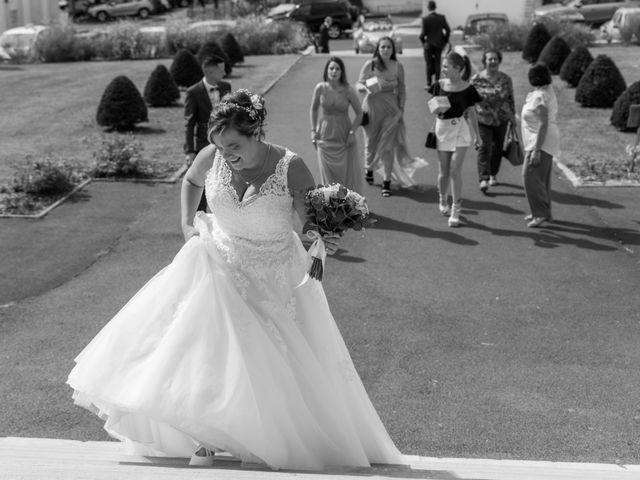 Le mariage de Jérémy et Mélissa à Saint-Savin, Gironde 13