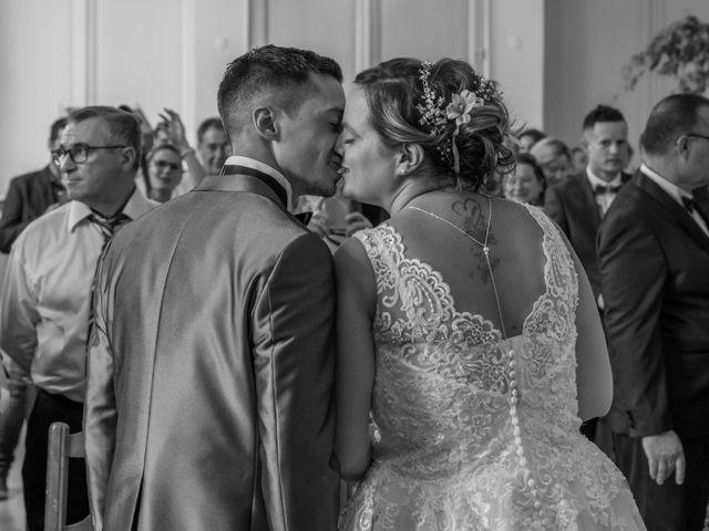 Le mariage de Jérémy et Mélissa à Saint-Savin, Gironde 15