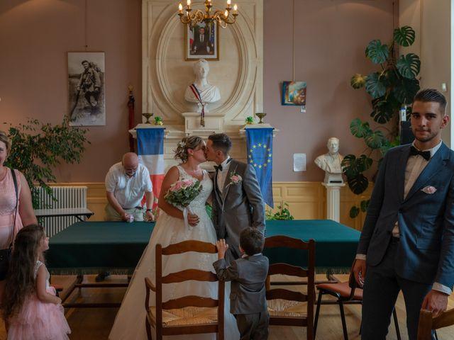 Le mariage de Jérémy et Mélissa à Saint-Savin, Gironde 16