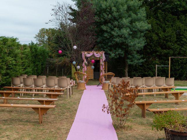 Le mariage de Jérémy et Mélissa à Saint-Savin, Gironde 17