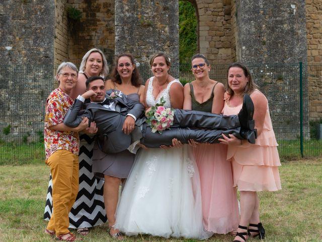 Le mariage de Jérémy et Mélissa à Saint-Savin, Gironde 18