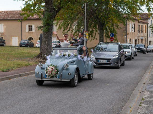 Le mariage de Jérémy et Mélissa à Saint-Savin, Gironde 19