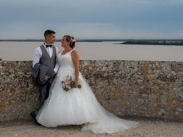 Le mariage de Jérémy et Mélissa à Saint-Savin, Gironde 22