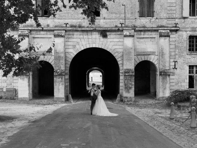 Le mariage de Jérémy et Mélissa à Saint-Savin, Gironde 23