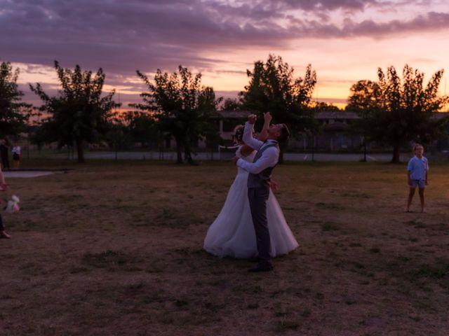 Le mariage de Jérémy et Mélissa à Saint-Savin, Gironde 24