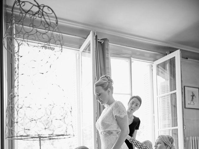 Le mariage de Patrick et Lucie à Montbazon, Indre-et-Loire 4
