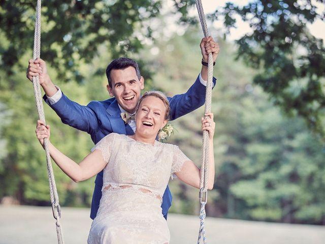 Le mariage de Patrick et Lucie à Montbazon, Indre-et-Loire 1