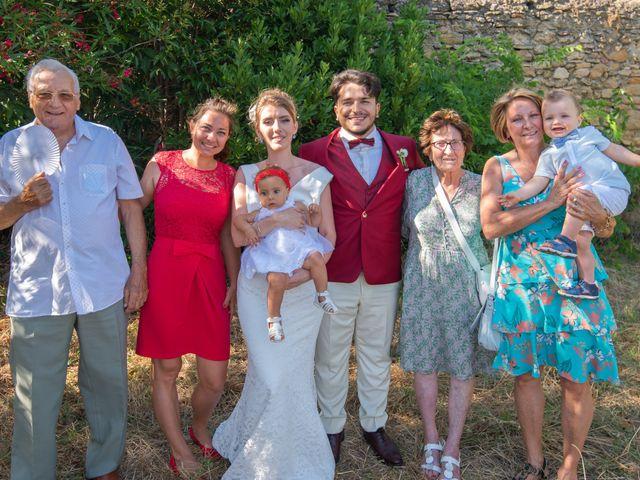 Le mariage de Kelly et Jean-Michel à Orange, Vaucluse 33