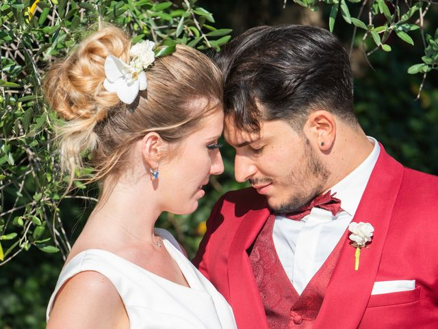 Le mariage de Kelly et Jean-Michel à Orange, Vaucluse 36