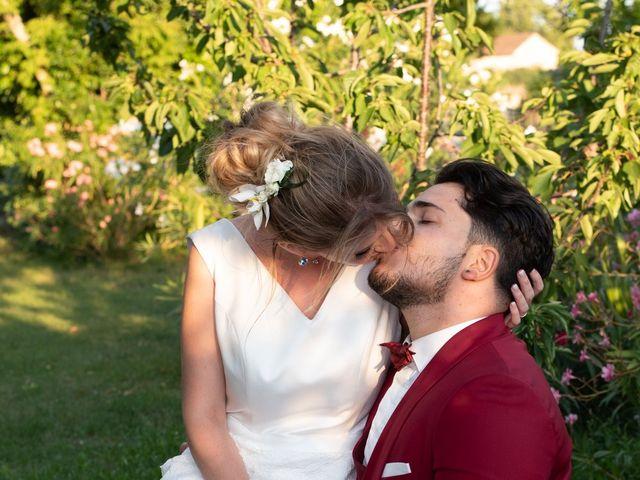 Le mariage de Kelly et Jean-Michel à Orange, Vaucluse 44