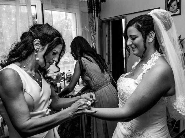 Le mariage de Dimitri et Cindy à Draveil, Essonne 1