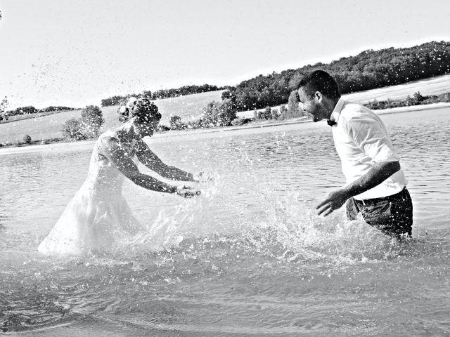 Le mariage de Aurelien et Carole à Auch, Gers 35