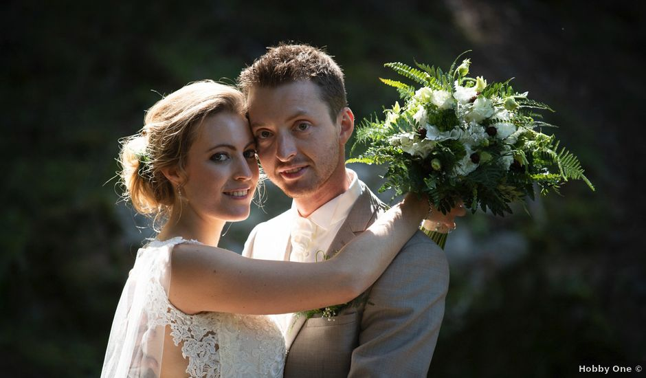 Le mariage de Fabien et Mathilde à Saint-Jean-de-Maurienne, Savoie
