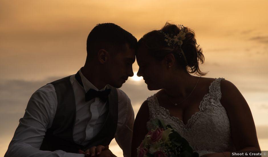 Le mariage de Jérémy et Mélissa à Saint-Savin, Gironde