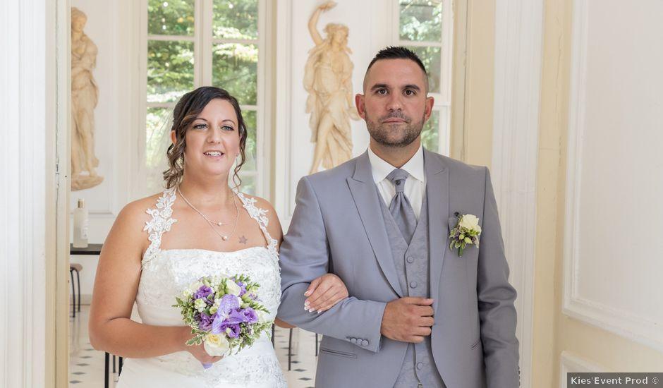 Le mariage de Dimitri et Cindy à Draveil, Essonne