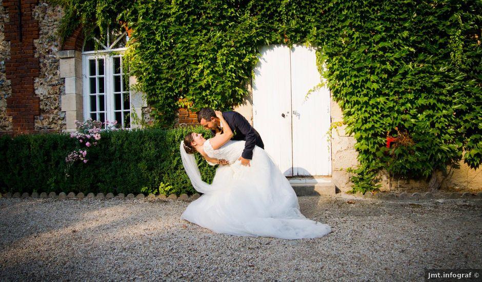 Le mariage de Benoit et Sandra à Saint-Brice-sous-Forêt, Val-d'Oise