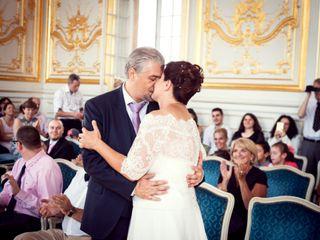 Le mariage de Corinne et Raul