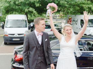 Le mariage de Alexia et William 1