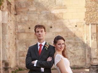 Le mariage de Pauline et Massimo 1