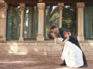 Le mariage de Pauline et Massimo