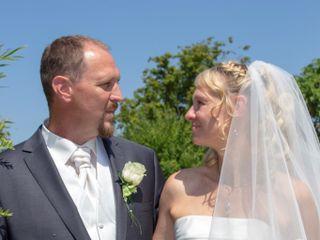 Le mariage de Stéphanie et François 1