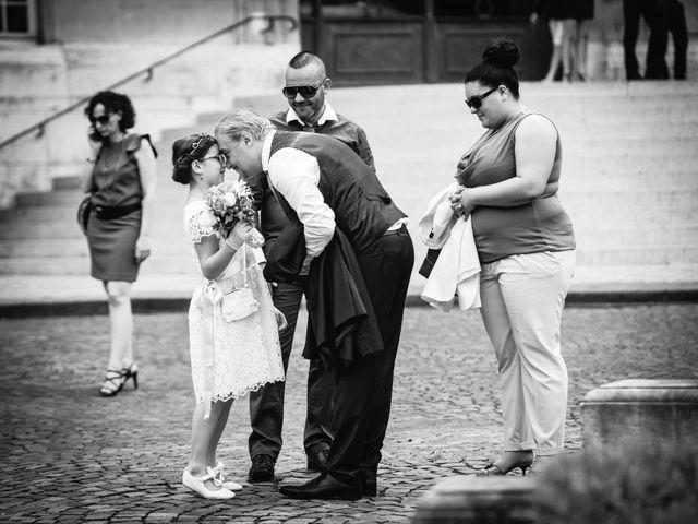 Le mariage de Raul et Corinne à Versailles, Yvelines 3