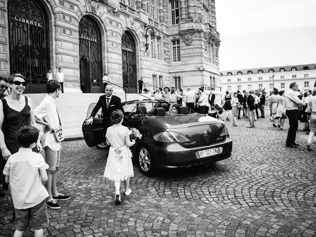 Le mariage de Raul et Corinne à Versailles, Yvelines 4