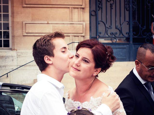 Le mariage de Raul et Corinne à Versailles, Yvelines 5
