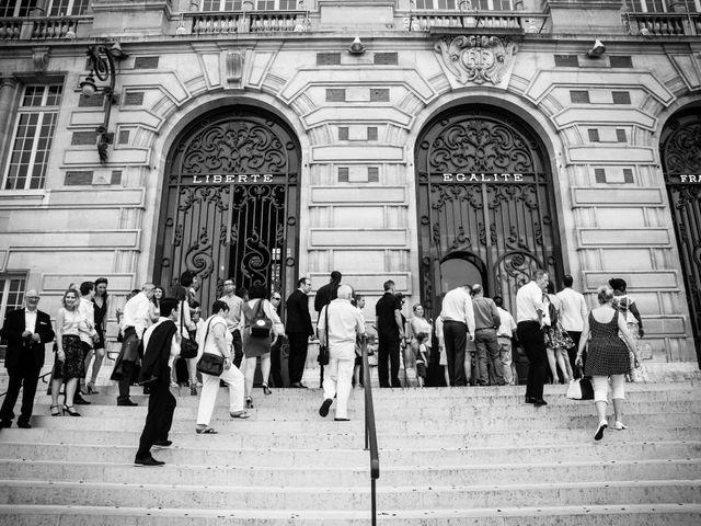 Le mariage de Raul et Corinne à Versailles, Yvelines 8
