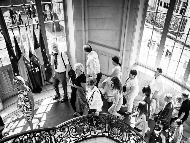 Le mariage de Raul et Corinne à Versailles, Yvelines 10