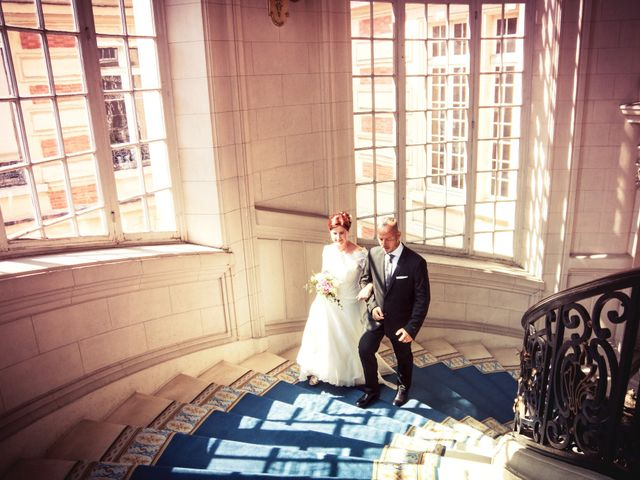 Le mariage de Raul et Corinne à Versailles, Yvelines 11