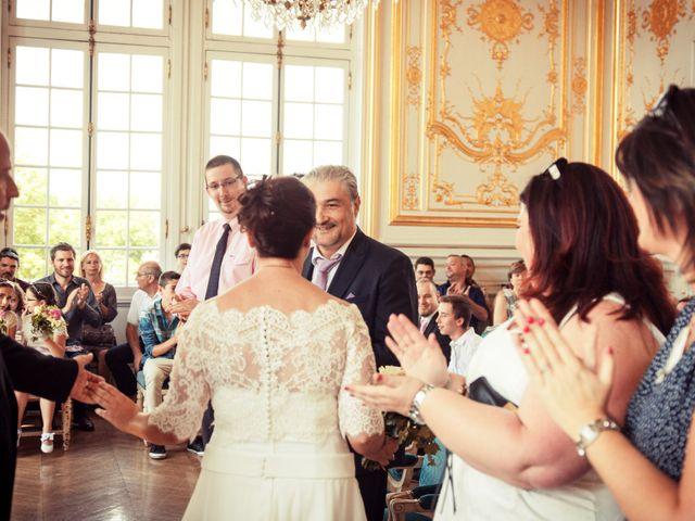 Le mariage de Raul et Corinne à Versailles, Yvelines 12