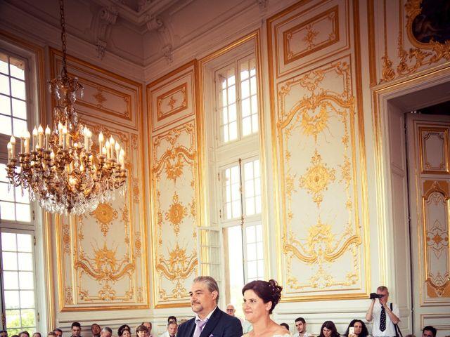 Le mariage de Raul et Corinne à Versailles, Yvelines 1