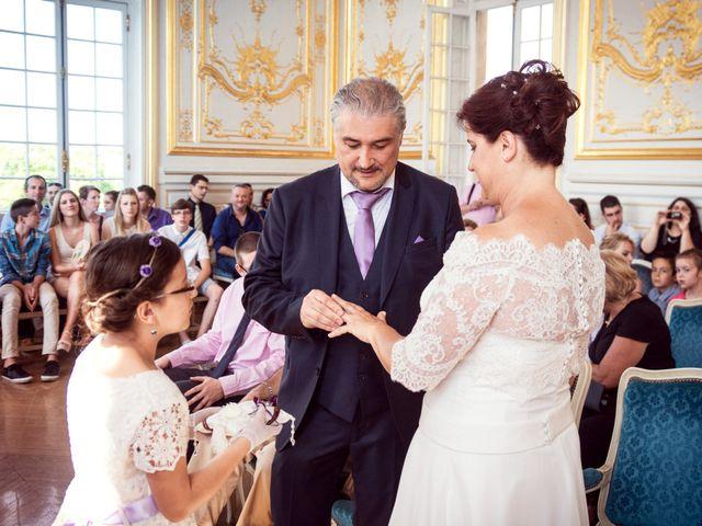 Le mariage de Raul et Corinne à Versailles, Yvelines 15
