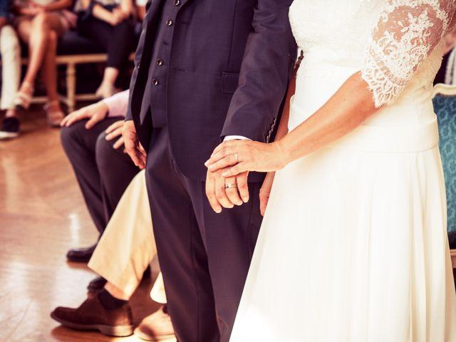 Le mariage de Raul et Corinne à Versailles, Yvelines 16