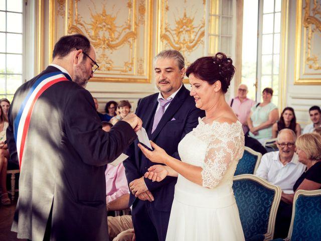 Le mariage de Raul et Corinne à Versailles, Yvelines 18