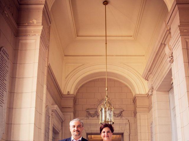Le mariage de Raul et Corinne à Versailles, Yvelines 19