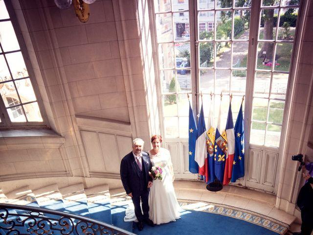Le mariage de Raul et Corinne à Versailles, Yvelines 20