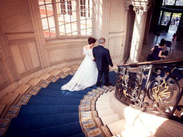 Le mariage de Raul et Corinne à Versailles, Yvelines 21