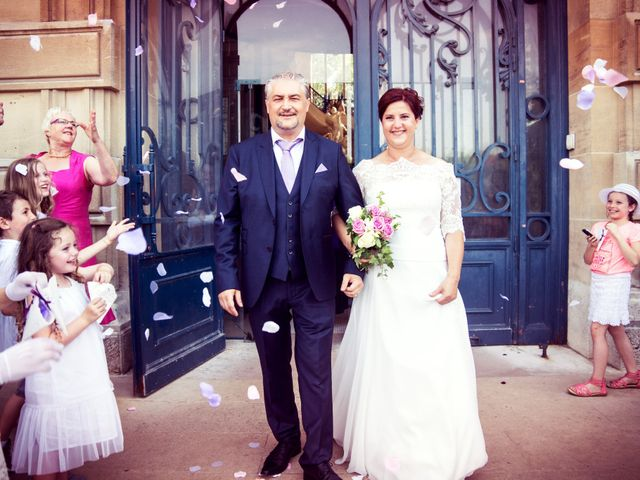 Le mariage de Raul et Corinne à Versailles, Yvelines 23