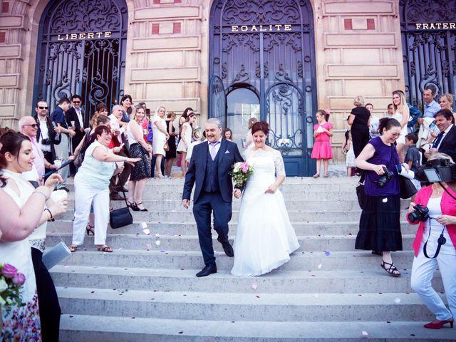 Le mariage de Raul et Corinne à Versailles, Yvelines 25