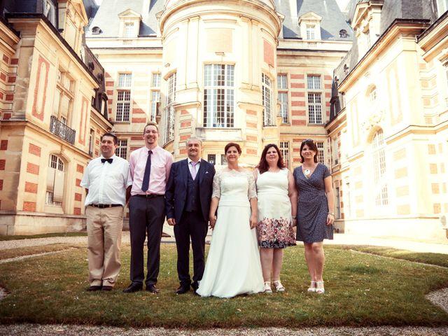 Le mariage de Raul et Corinne à Versailles, Yvelines 27