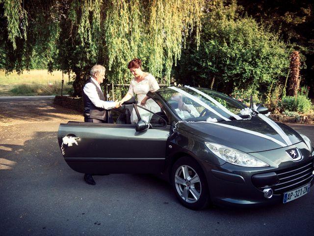 Le mariage de Raul et Corinne à Versailles, Yvelines 34
