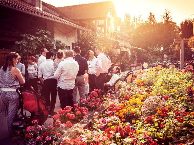 Le mariage de Raul et Corinne à Versailles, Yvelines 2