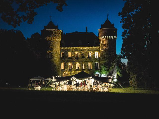 Le mariage de Nicolas et Amandine à Marmanhac, Cantal 27