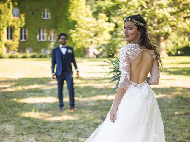 Le mariage de Nicolas et Amandine à Marmanhac, Cantal 32