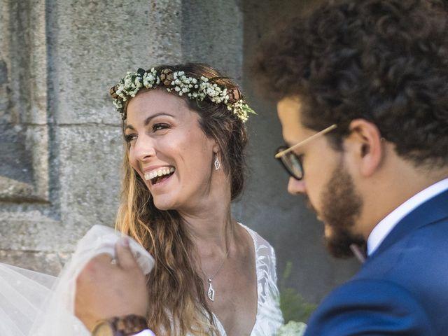 Le mariage de Nicolas et Amandine à Marmanhac, Cantal 34